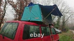 Tente de toit AUTOCAMP small (2 adultes), peu servie et très bon état