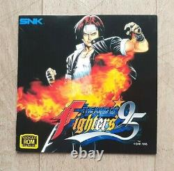 The King of Fighters 95 SNK Neo Geo AES NTSC-J JAP JAPAN Très Bon Etat