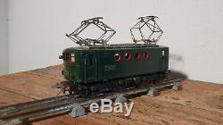 Train électrique LR locomotive BB 8105 très bon état avec boite d'origine
