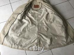 Trench manteau BURBERRY taille M coton beige tres bon etat