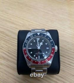 Tudor Black Bay GMT M79830RB en très bon état/Contacte avant paiement