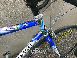 Vélo course colnago tecnos 2000, tubes trefle, très bon état