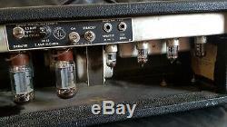 Vends Tete Fender Bassman 50 Silverface Vintage En Tres Bon Etat