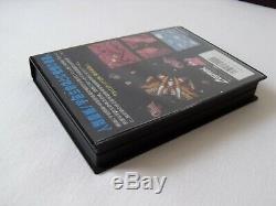 Verytex jeu Sega Megadrive complet version japonaise (NTSC) très bon état