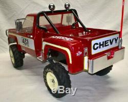 Vintage kyosho chevy pick-up 4x4 en très bon état de fonctionnement