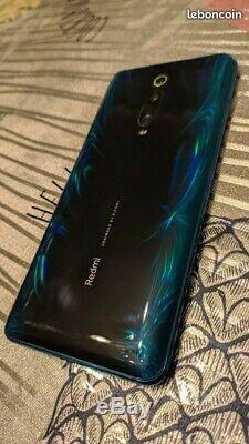 Xiaomi redmi mi9t bleu 64 gb trés bon état